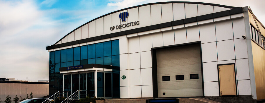 gp diecasting turkey